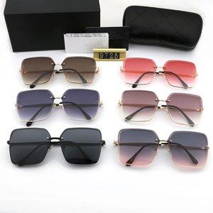 Bicchieri di sfumatura di moda per lenti colorate di alto pacchetto Casual 6 occhiali da sole IFME Donne polarizzate di qualità HD con 972 c ljirg