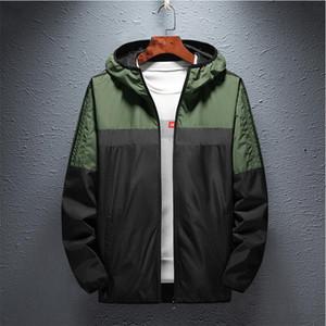 Yeni Erkek Ceket Kadınlar Kız Ceket Yumuşak Üretim Kapüşonlu Ceketler Mektuplar Ile Rüzgarlık Fermuar Hoodies Erkekler Için Sportwear Giyim Tops
