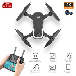 Jinheng RC Drone 4K HD Dual Camera 50x Times Zoom 20 минут Время полета WiFi FPV Складной Quadcopter Детский подарок