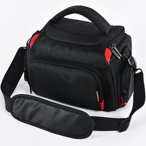 DSLR Fashion Shoulder Bag Digital Video Photo Photography Bag Waterproof Camera Bag Travel Case For Canon Nikon Sony Lens