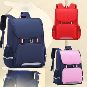 Multifunctional elementary school bag British style space men and women backpack