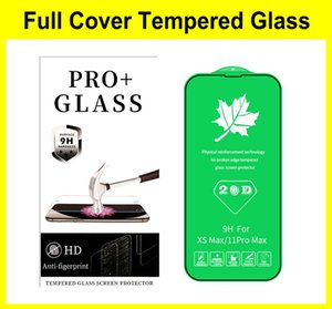 9H Transparent Screen Protector for iPhone 13 Mini Pro Max 7 6 8 Plus XR XS 11 12 HD Film Tempered Glass