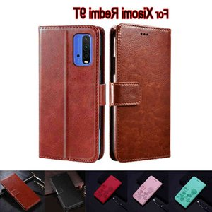 Leather Cover For 9T Case Flip Phone Protective Shell Funda On 9 T Hoesje Etui Book Capa Coque Bag