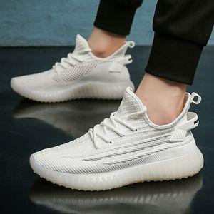 men's jogging running shoes trendy shoes Mesh breathable Designer v2 kanye west Runner men sports sneakers