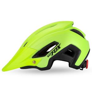Batfox / casque Beaver Casque de vélo intégré Casque de vélo de montagne Helmettes F692B011 PC + EPS