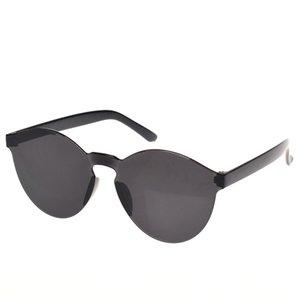 1PC Occhiali da sole montati da 1pc Donne 2020 Prodotti Trending di alta qualità Red Yellow Yellow Violet Purple Orange Frameless Oculos Feminino Nuovo