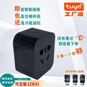 Graffiti Smart App Socket WiFi Control remoto Socket Timing Tiempo inalámbrico Control de voz Control de infrarrojos
