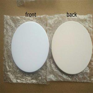 Сублимационные пустые керамические горки высокого качества белые керамические пристанистые подставки для теплопередачи печать пользовательских каботажных суставов термические присталки A02 147 S2