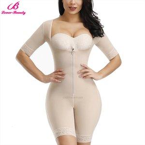 Body Lover-Beauty Women Shaper Slimming Underwear Tummy Full Control Waist Trainer Postpartum Recovery Butt Lifter Shapewear LJ20091821DI