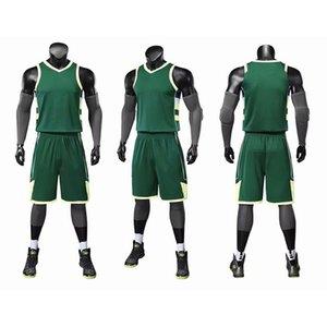 Yue'ao 9019.9020 Bucks Basketbol Takım Elbise Yetişkin Çocuk Giyim Mühür Numarası