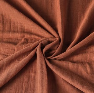 Kangobaby Cobertor Infantil Cor Pura Gaze Envoltórios Bebê Swaddle Recém-nascido Infantil Soft Delicate Bath Towel Wrap Newborn Wraps KKB5123