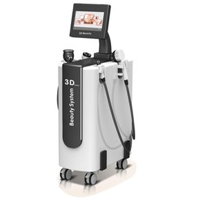 العمودي متعدد الأقطاب RF التجويف فراغ الجسم التخسيس متعدد الوظائف رفع الوجه صالون التجميل المعدات