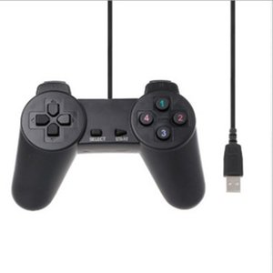 USB 1.01  2.0 ps1 Controller Gamepad for PC USB Joystick for PC Game Wired Computer Control for Windows Laptop Plug and Play
