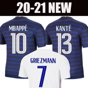 soccer jersey 2020 2021 football shirt Футбольный свитер года 100-летний юбилей 100 лет 2 звезды Нью-Джерси Футбол Футболка сборной мира по футболу года MBAPPE