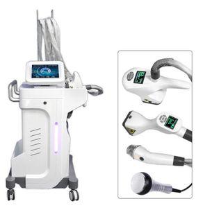 Nuovo arrivo Vela Shaping Machine Potente Vacuum + Rullo + RF + Lampada a infrarossi Liposuzione Slim Vela Forma Perdita di peso Dimagrante perdita di grasso dimagrante