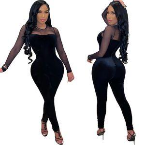 مريحة clubwear h1729 كم مصمم بذلة مثير السروال القصير أنيقة الأزياء سليم بذلة البلوز المرأة بذلة طويلة
