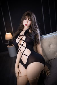 New 160cm big breasts big ass fat Hip Real Sex Doll For Men mouth vaginal anal holes