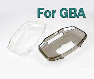 TPU Transparent Gamepad Protective Case For GBA Console Protection Clear Shell Case Cover