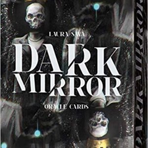 Dark mirror Oracle Cards 1 Tarots Black Friday 2021 Sales