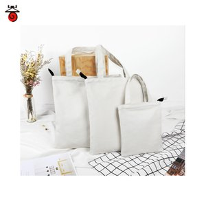 NEW Women Shopping Bag DIY Female Canvas Cloth Shoulder Bags Environmental Storage Handbag Reusable Foldable Eco Grocery Totes