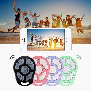 Button Zoom Bluetooth Button Shutter Remote Control Wireless Self-Timer Camera Phone Monopod Selfie Stick Shutter Controller 5 key buttons