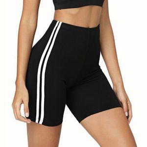 Three-Point Leggings Quick-Dry Cycling Biker Safety Shorts Butt-Lift Women Fitness Leggings Yoga Shorts Sportswear High Waist