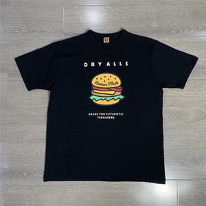 2021 New Human Made Hamburg T-shirt Men Women 1:1 High Quality Summer Style Tops Tee Oversized t Shirt H45j