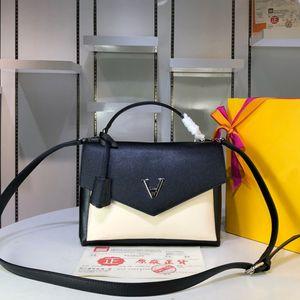 Top Quality Ladies Soft Pelfskin Handbag Classic School Backpack Style Borsa a tracolla Designer Womens Crossbody Bag Lussurys Borsa