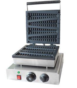 Spedizione gratuita elettrica elettrica elettrica woffle waffle a forma di albero a forma di leccale waffle maker consegna veloce