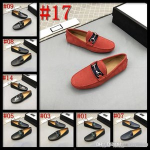 A2 19ss NEW Big SIZE MEN's LOAFERS Slip on MEN LEATHER SHOES LUXURY CASUAL FASHION Trend BRAND MEN's SHOES Wedding SHOES 33
