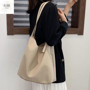 Томаты повседневные женские сумки на плечо большой емкости PU кожаный женский кошелек и сумки композитные дамы большие болса женские