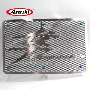 Arashi Radiator Grille Guard Cover Protector For Suzuki Hayabusa GSXR1300 GSX-R 1300 2008 - 2016 2009 2010 2011 2012 2013 2014 2015