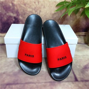 Givenchy shoes 2021 Slideshow de alta calidad Slides Wide Wide Plants Slippers Sandals Slippers Slippers Beag Best Men's Sandal's Sandal's Sandals Square 36-45
