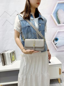 2021 Top Quality New Fashion Women's Wallet Handbag Large Capacity Shoulder Bag Free Delivery Hot Chain Bag Fashion Bag Handbag