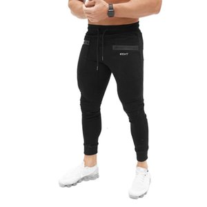 Nouveaux muscles Fitness Fitness Brothers Sports Pantalons Casual Slim Running Training Bandgings