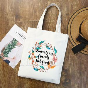 Сумки для покупок Бог хорош все время дамы женские сумки Детская полотно Tote Bag Travel Women Eco плеча покупатель Bolsas de Tela