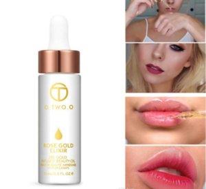 روز الذهب المغزومة الجمال النفط إكسير الجلد يشكلون الزيت الأساسي قبل الأساس التمهيدي ترطيب الوجه