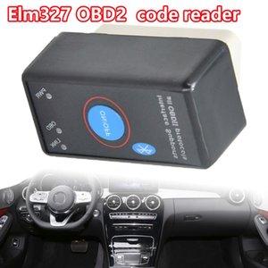 Code Readers Scan Tools ELM327 V1.5 PIC18F25K80 CHIP CHIP OBD2 считыватель Bluetooth выключатель питания включение / выкл. 12V OBDII диагностический сканер инструмента NX101 для