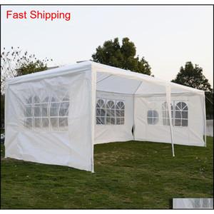 Outdoor 10'x20'Canopy Party Tienda de boda Gazebo Pavilion Cater E Szq Sports2010
