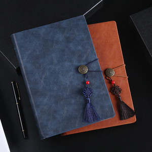 Creative A5 Binder Notebook Planner PU Leather Loose Leaf Notepad Diary Weekly Plan Agenda Note Books Travel Journal Stationery