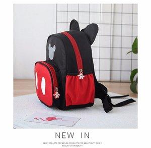 Children's shoulder school bag 2-6 years old baby kindergarten cute little cartoon boy girl child backpack