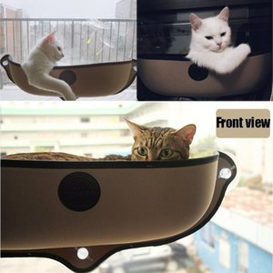 Ultimate Removable Window Cat Sunbathing Window Mounted Bed Cat Hammock Bed Cat Lounger Perch Cushion Hanging Shelf Seat