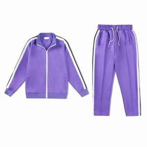 Menser designer de luxo womens casual palma palma camisolas moda ao ar livre jogging ternos respiráveis homens anjos moletom