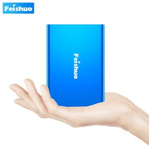 Original Feishuo 2.5 Inch External Hard Drive Storage 750G 320G 500G Mini USB3.0 1TB 250G HDD Portable HD Disk