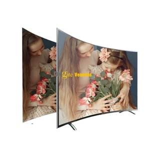 55inch full screen 4K smart voice LCD flat-screen TV 4K HDR 8K decoding artificial intelligence full screen