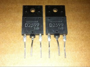 Free shipping D2599 2SD2599 TO247 New and original 10PCS LOT
