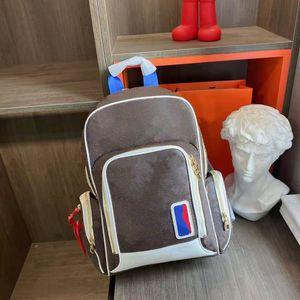 2021 General Presbyopic und MS Rucksack Laptop Qualität Männer S und Frauen Unisex Duffel Schultaschen für Teenager Mädchen Duffle Bag Toteg Handtasche