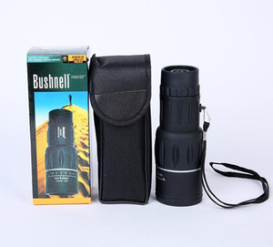 60PCS Telescope16x bifocal 16X52 Monocular Telescopes Zoom 66M   8000MHD outdoor night vision spotting scope telescope