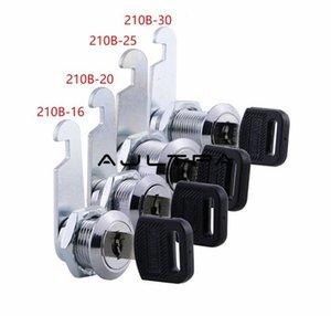 Высококачественные 16/20/2 25/30 мм CAM CAM CAM CAM CALIND CALLINDER CALLINDER Ящик для ящика шкафчик Защитный инструмент для безопасности H4527