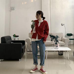 New 2021 Harem Vintage High Waist Woman Boyfriends Women's Full Length Mom Jeans Cowboy Denim Pants Vaqueros Mujer B13S